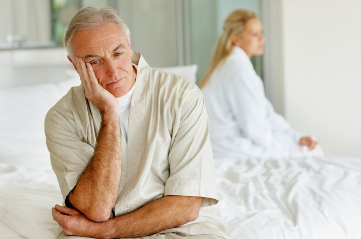 Повышение мужской потенции в 50 лет