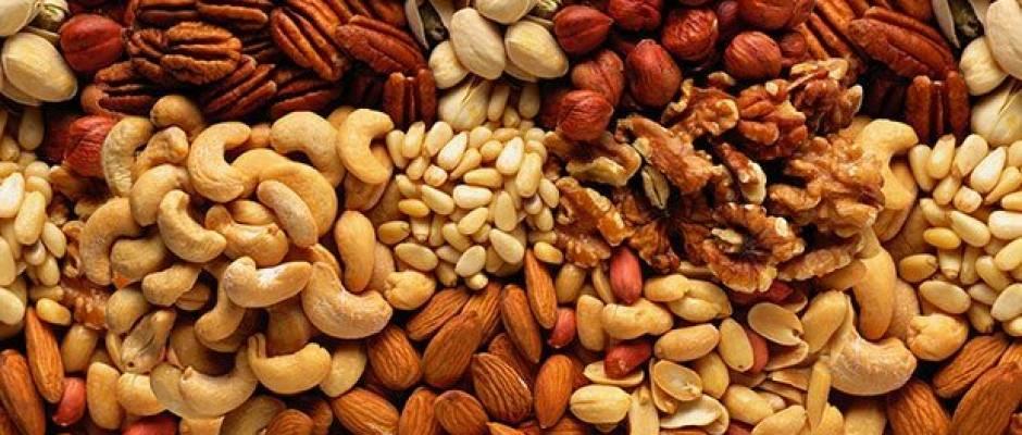 Грецкие орехи для потенции