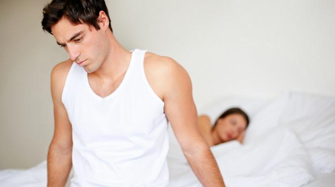 Во время секса не вста т падает