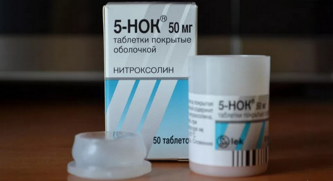 5 НОК при лечение на цистит - Цистит