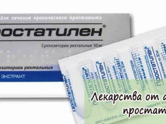 Лекарства от аденомы простаты