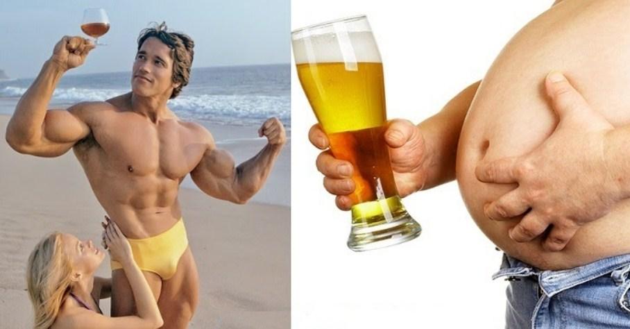 прием алкоголя идет по минимуму