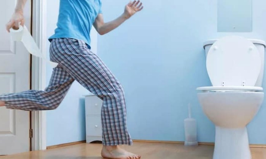 Не забудьте сходить в туалет